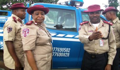FRSC comes with cheering news, says no fatal accident recorded on Lagos-Ibadan Expressway at Sallah