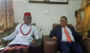 Turkey disowns citizen supporting Biafra agitation