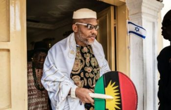 Is Nnamdi Kanu alive or dead? UK asks Nigeria; We don't know, Nigeria replies