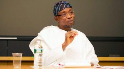 FG's N100bn Sukuk, another vindication of Aregbesola's vision – Aide