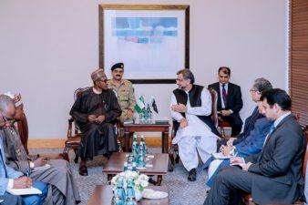 Buhari hints on revamping Nigeria, Pakistan joint commission