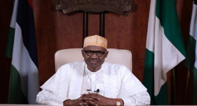 BROADCAST BY PRESIDENT MUHAMMADU BUHARI ON OCTOBER 1ST, 2017