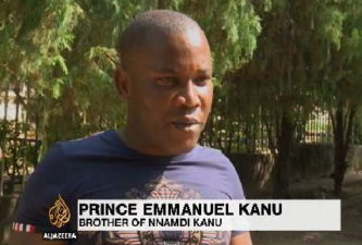"""Nnamdi Kanu's younger brother behind fake news, dangerous rumours of """"Monkey Pox vaccine in schools – Igbo Group"""