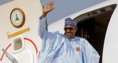 Buhari promises Nigeria's commitment as rallying point in fight against violent extremism