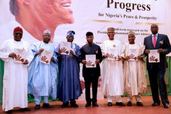Buhari warns public officials over corruption, says steal public money, go to jail