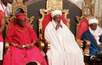Role of monarchs in nation building vital, Sultan says as Oba Ewuare visits