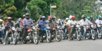 Security: Lagos gives Okada operators 3-day ultimatum