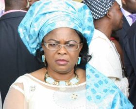 Court freezes N350m linked to Patience Jonathan