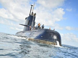 Argentine submarine search: Hope diminishes