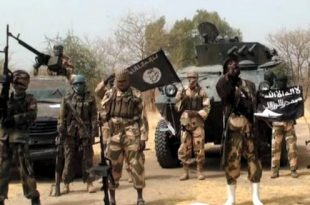Fight against insurgency more succeeding as 167 Boko Haram fighters captured, many killed