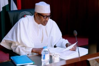 Better days lie ahead as we make progress, Buhari assures Nigerians