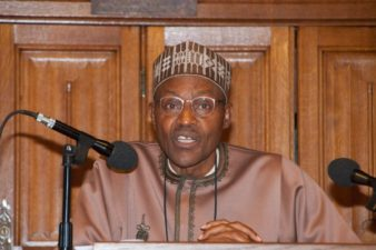 Buhari: Nigerians accept I'm doing my best