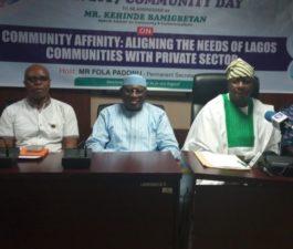 Yuletide: Lagos urges vigilance, decentralizes Community Day