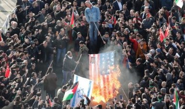 Mass demonstrations in the cities of the world victory for Jerusalem, as Europe, Russia, Asia, Arab World rose against America in solidarity with Palestine