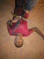 Robbery suspect shot dead by Ogun Police