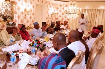 """2019 dangerous politickers in trouble, as Buhari takes fifth columnists' desperate moves to shreds, says """"I reflect on issues and act based on my conscience"""""""