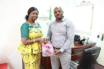 Dabiri-Erewa eulogises Nigerian in Qatar for returning N150m wrongly posted to his account