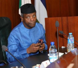 Don't politicize herdsmen killings like you did of Boko Haram, Osinbajo warns Nigerians