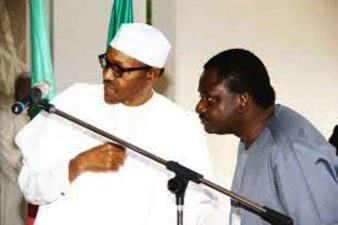 Why I stand with Buhari, by Femi Adesina