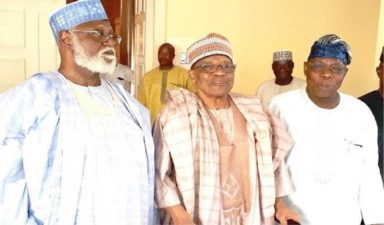 BREAKING: Coast getting clearer to see anti-Buhari elements' real intention, as IBB uses non-restructuring as yardstick for backing Obasanjo against President – Media Reports