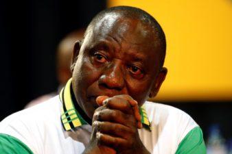 President Buhari congratulates new South Africa's President