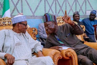 Please convince your people we are doing our best to solve attacks by armed herdsmen –Buhari appeals to Benue stakeholders