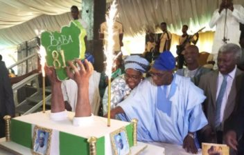 You're getting older, slow down, stop writing letters – Amosun advises Obasanjo