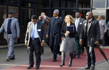 UK APC expresses support for Buhari's second term bid