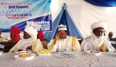 PHOTO NEWS: 6th Biennial Women Conference of NASFAT holds at the National Teachers' Institute in Kaduna