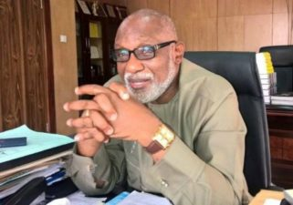 When pregnant women, students protest Akeredolu's anti-people policies
