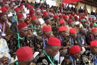 Ohanaeze hinges hope for Igbo Presidency on Buhari, advises Atiku to emulate Jonathan, congratulate President's Supreme Court victory