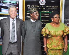 Minister seeks MDAs' cooperation for tourism development