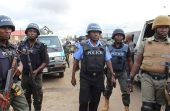 Police recover over 200 firearms in Lagos