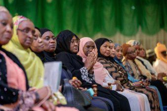 Aisha Buhari attends Ramadan lecture session