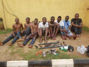 Ijebu-Igbo Cult-Clash Update: Ogun Police arrests 8 principal members