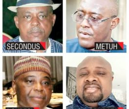 FG's released list of looters violates no persons' rights, Court rules in PDP chief's suit
