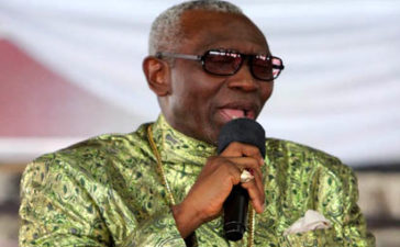 Eat your tithe and lose access to God's provision — Oritsejafor