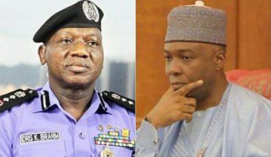 Saraki vs IGP: What Buhari told Senate delegation – Source