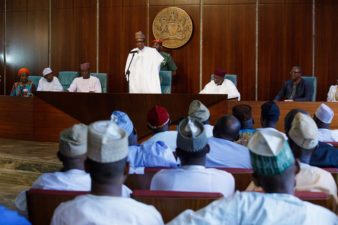 Buhari appreciates voluntary supporters, hints opposition have too much money to fight their way back to power