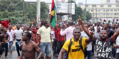 Police uncovers IPOB terrorist training camps, arrest 10 members, OPC men operating in Delta