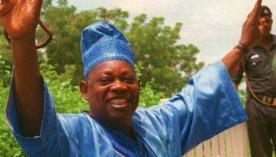 BREAKING: President Buhari shames Obasanjo, immortalises MKO Abiola by naming National Stadium after him