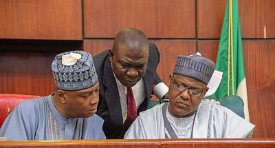 PDP lawmakers breakthrough mounted security into National Assembly, as observers question sneak into chambers at recess