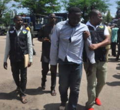 Offa Robbery: 4 gang leaders accompanied Saraki to sympathise with Offa monarch, Police insists Saraki has a case to answer