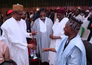 Good journalism key to good governance, Buhari says, as FG says governors responsible for insecurity in states