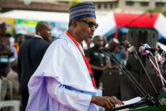 ADDRESS BY HIS EXCELLENCY, MUHAMMADU BUHARI, PRESIDENT OF THE FEDERAL REPUBLIC OF NIGERIA AT THE NATIONAL CONVENTION OF ALL PROGRESSIVES CONGRESS (APC) EAGLE SQUARE ABUJA JUNE 23, 2018