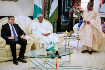 Nigeria is safe for tourism, investment, says Buhari
