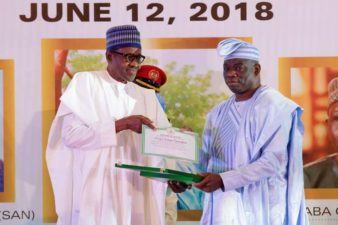 Recognition of June 12, MKO Abiola has rekindled citizens' hope on Nigeria, trust in Buhari – BACN