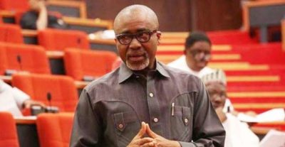 DSS arrested Abaribe for supporting IPOB, alleged gun running, says Lawyer