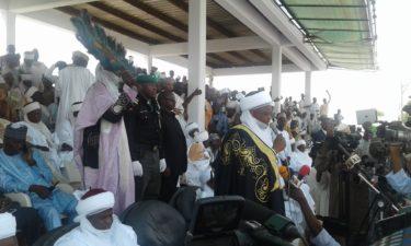 Muslims celebrate Eid-el-Fitr across Nigeria Friday, as MURIC congratulates Sultan for good leadership
