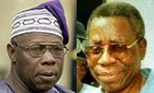 Nigerians want to know update of Buhari's order for re-investigation of Bola Ige, Dikibo's murder cases, 2 years after